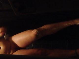 Amateur Showers Danish video: Caroline luder shaving her pussy for Nick