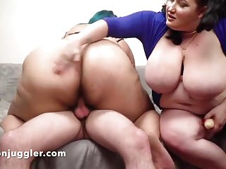 Ass,Bbw,Bbw Threesome,Big Ass,Big Natural Tits,Big Tits,Bitch,Boobs,Big Butt,Double Penetration