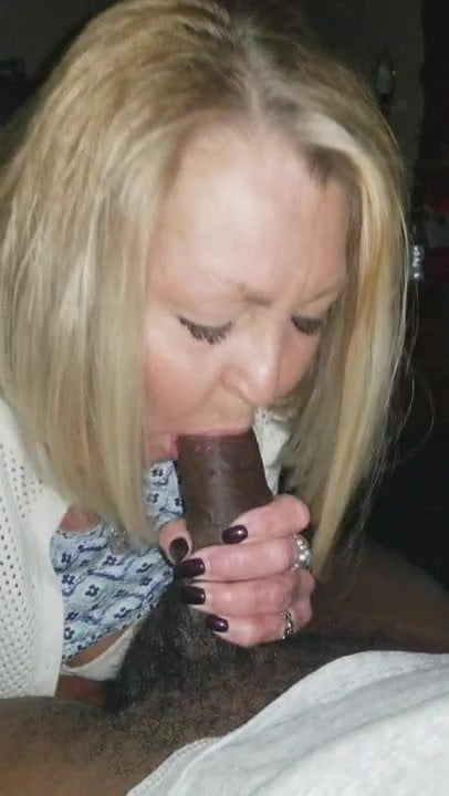Blonde Milf Fucks Swallows