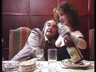 Vintage Lingerie Softcore video: Miss Adventures of Megaboob Manor (1987)
