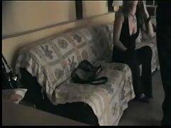 Sexy prostituée baise avec caméra cachée