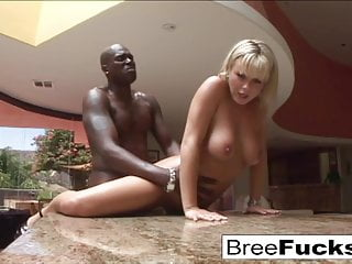 Pornstar Big Tits Hd Videos video: Bree gets her tight pussy fucked by black cock