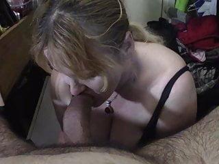 Bbw Pov Blonde video: Deepthroat Blowjob. Kristi #30