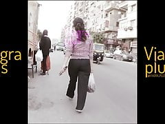 Egyptian candid big ass (5)
