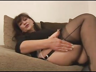 British Nylon video: Mature