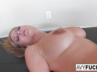 Blonde Big Tits Hd Videos video: Avy Scott strips off a sexy dress in this erotic solo for