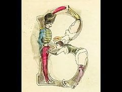 Erotická abeceda Josepha Apouxa