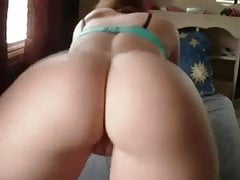 Amatorskie PAWG Twerks On Cam