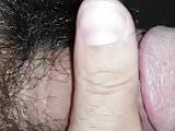 Touching myself my dick