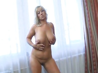 Hungarian Big Natural Tits video: Fridus - Interracial Mature