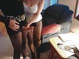 Woman fuck crossdresser whore