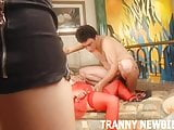 I want to get dirty with a real tranny babe