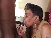 DIRTY EBONY GRANDMA