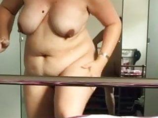 Bbw Chubby video: Amateur chubby wife