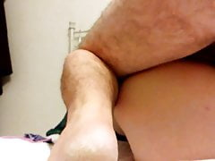 Anal Punishment Nail Of My Wife