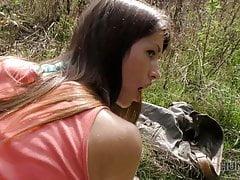 HUNT4K. Arrogant Girl Gets Fucked All Slits In Public Pickup