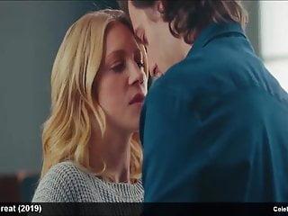 Celebrity Milf Lesbian video: Brittany Snow, DeWanda Wise & Gina Rodriguez sexy in movie