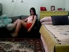 Hot Arab Girl Dancing