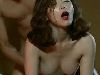 Lingerie Korean Big Tits video: hot korean softcore sex movie 001