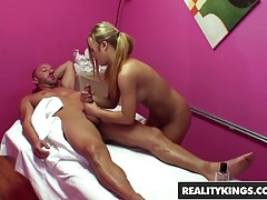 RealityKings - Happy Tugs - Sayeh Will - Sayeh Say Ahh