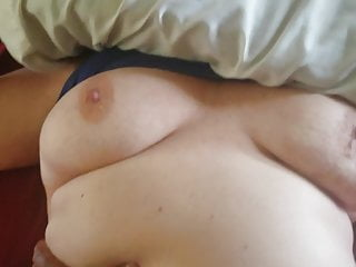 Nutted In Busty White Granny