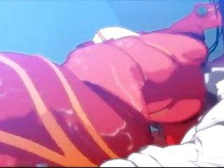Hentai Makinami Mari Illustrious Evangelion 3D