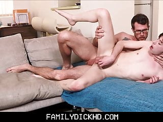 After Fucked Skinny Stepson By Twink School Stepdad