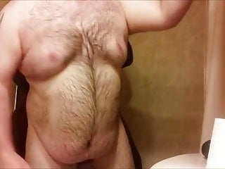 Interracial fuck in the shower