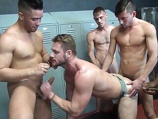 GangBang at the Gym