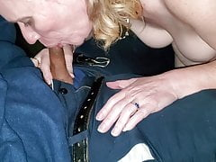 ColumbiaCumslut - Gangbang at Adult Theater in Charleston SC