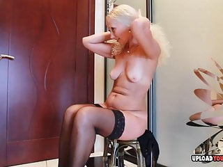 Do you penetrate this blonde milf...