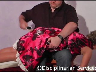A Requested Disciplinarian Spanking, Yorkshire, England