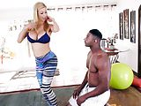 Alexis Fawx Squirts On Black Cock