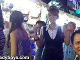 BangKok Street Ladyboys