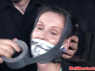 Whipped Paintoy Emma spanked as extra torment
