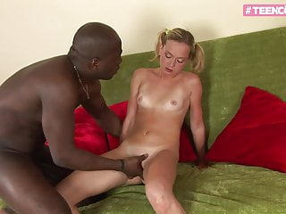 horny bitch gets it hard in the ass