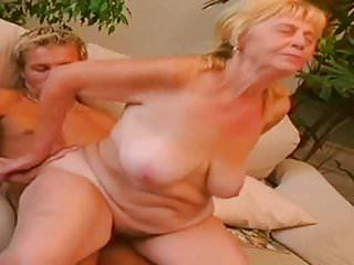 Big tits granny sex...