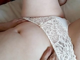 Horny mom lover plays with herself