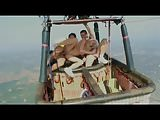 Hot Air Balloon Threesome