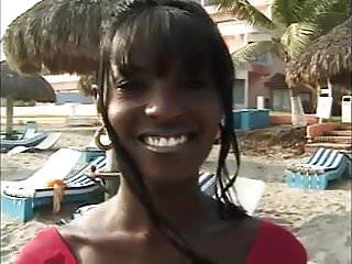 hot black girl having sex