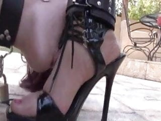 Absolute Foot Humiliation for Lesbian Slave