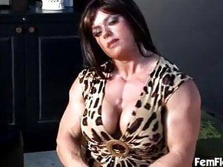 Big leopard muscle 4