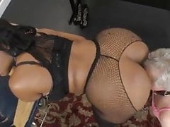 Facesitting Mistress Ebony Big Butt Layla Monroe
