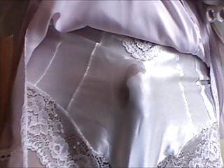 Sticky Silk Panties