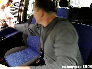 CZECH BITCH – Real WHORE Get Paid for Sex between Trucks