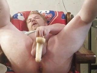 Spreading butthole