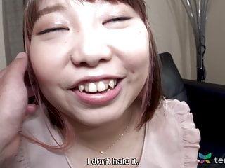 Thick JAV sexy teen Haruka Fuji in 1st time video