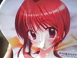 MousePad BUKKAKE Boku no Kanojo Wa Gatenkei Kaitou Misaki