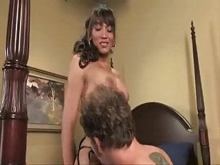 Transsexuelles Sexy Brunette Tall