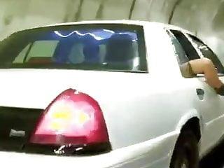 A car...